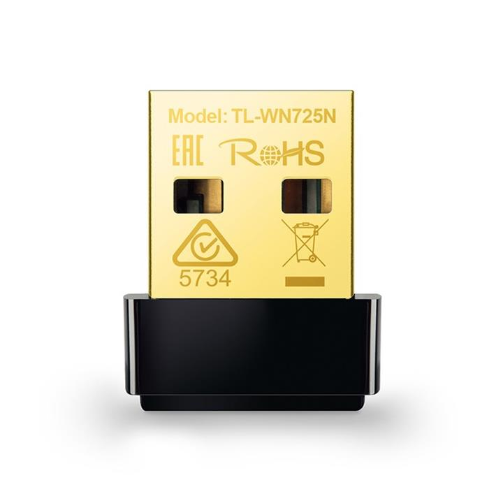 Image of Tp-link Tl-wn725n 150mbps Wireless N Nano Usb Adapter