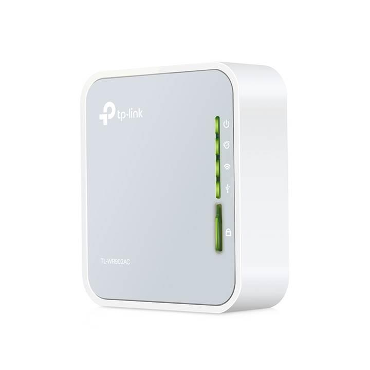 Image of Tp-link Tl-wr902ac Ac750 Wireless Travel Router