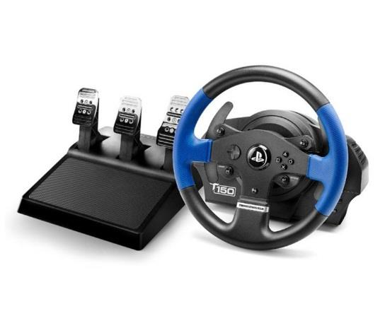 Image of Thrustmaster Tm-4160697 T150 Pro Force Feedback Racing Wheel For Pc & Playstation 3 & 4