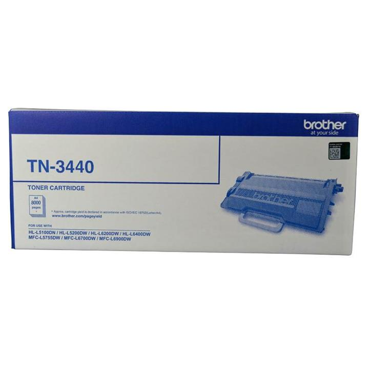 Image of Brother Tn-3440 Mono Laser Toner