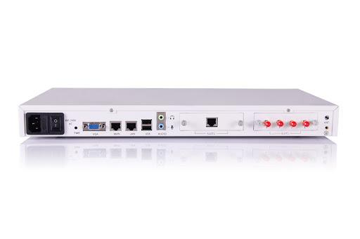 Image of Zycoo Coovox U100 Ip Server Pbx Only, 500x Extensions 2x Slot