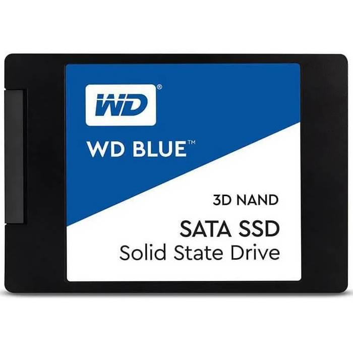 "Image of Wd Blue 500gb 2.5"" 3d Nand Sata Iii Ssd Wds500g2b0a Solid State Drive"