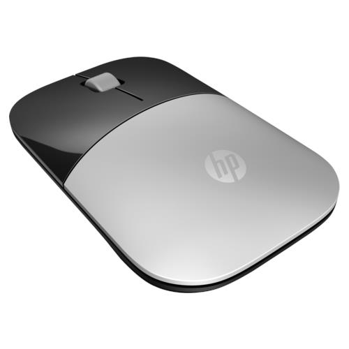 Image of Hp Z3700 Silver Wireless Mouse X7q44aa