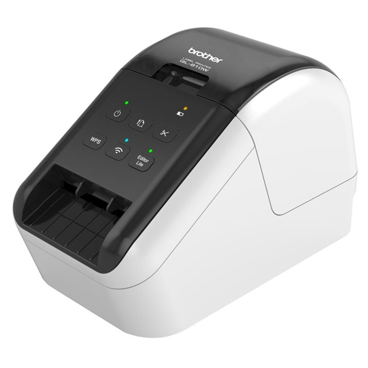 Image of Brother Ql-810w Professional Wireless High Speed Label Printer