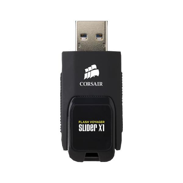 Image of Corsair 32gb Voyager Slider X1 Usb 3.0 Flash Drive