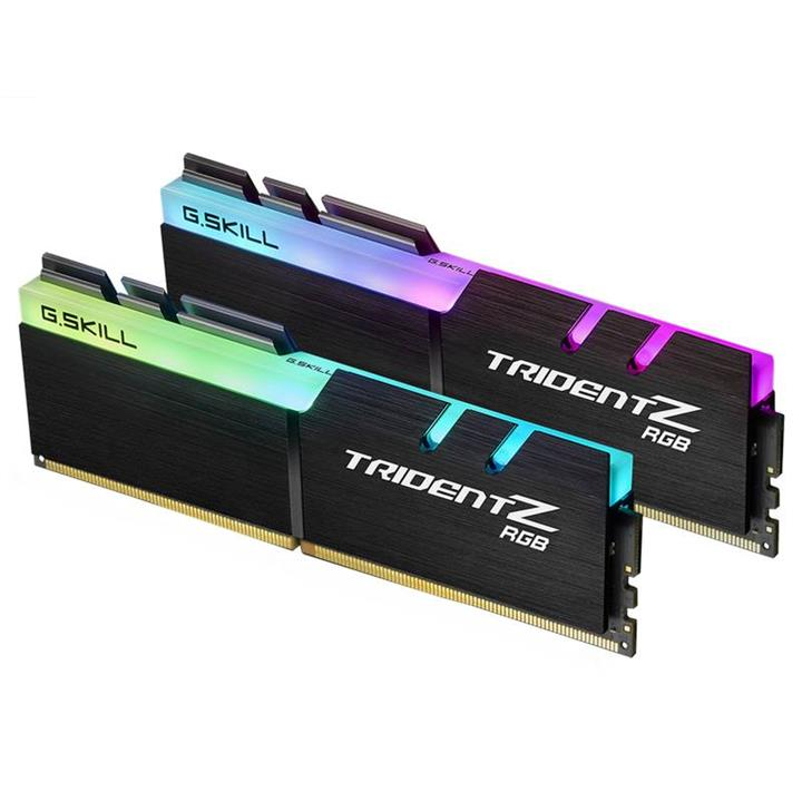 Image of G.skill Trident Z Rgb 16gb (2x 8gb) Ddr4 3000mhz Memory