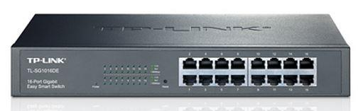 Image of Tp-link Tl-sg1016de 16-port Gigabit Easy Smart Switch