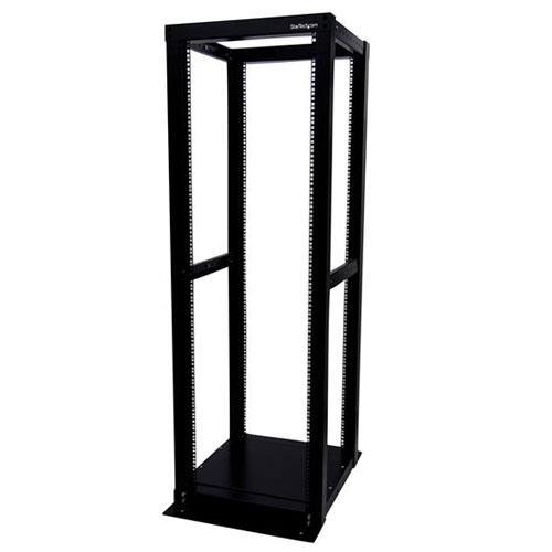 Image of Startech 36u 4 Post Open Frame Rack Cabinet