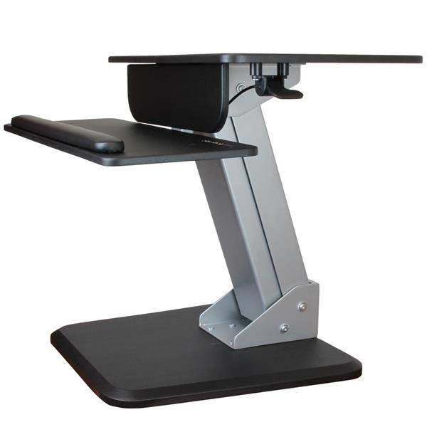 Image of Startech Sit-to-stand Height Adjustable Workstation
