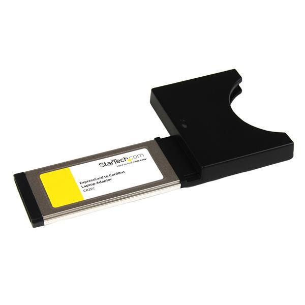 Image of Startech Cb2ec Expresscard To Cardbus Adapter Card