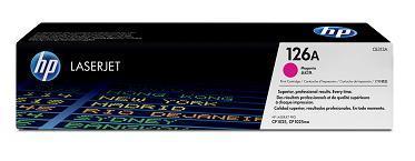Image of Hp 126a Yellow Laserjet Print Cp1025 Cartridge