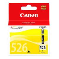 Image of Canon Cli526y Cli526y Yellow Ink Cartridge