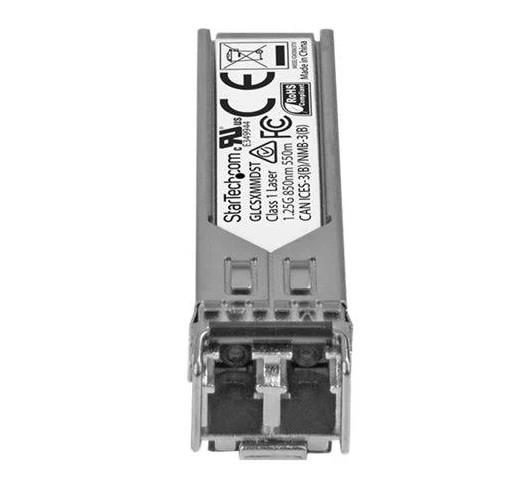 Image of Startech Glcsxmmdst Cisco Glc-sx-mmd 1000base-sx Sfp - Mm