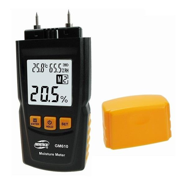Image of Benetech Gm-610 Gm610 Timber Moisture Meter