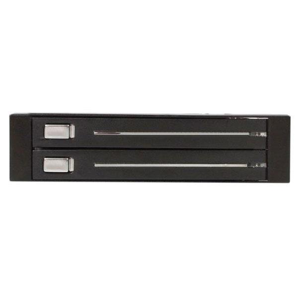 Image of Startech Hsb220sat25b 2 Drive 2.5in Trayless Sata Mobile Rack