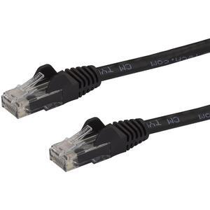 Image of Startech 1m Cat6 Gigabit Snagless Rj45 Utp Patch Cable (m/m) - Black