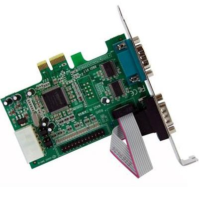Image of Startech Pex2s5531p 2s1p Pcie Parallel Serial Combo Card