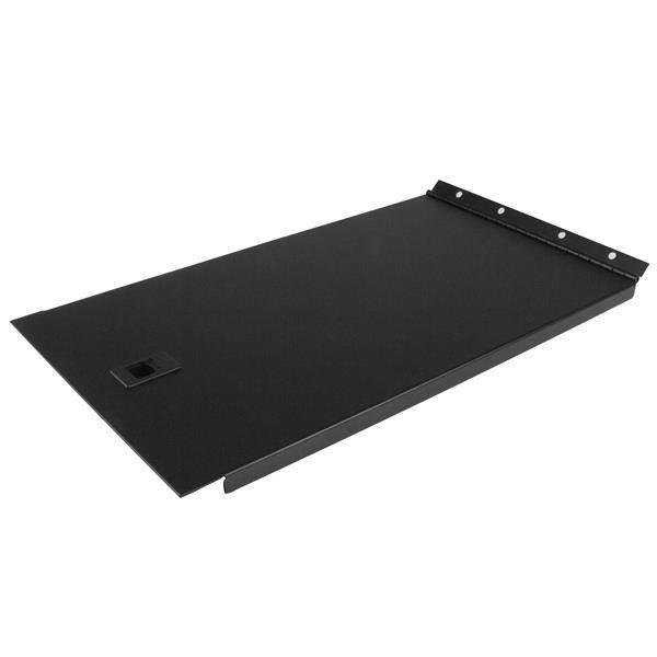 Image of Startech Rkpnlhs6u 6u Solid Blank Panel With Hinge
