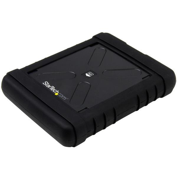 Image of Startech S251bru33 Rugged 2.5in Hard Drive Enclosure