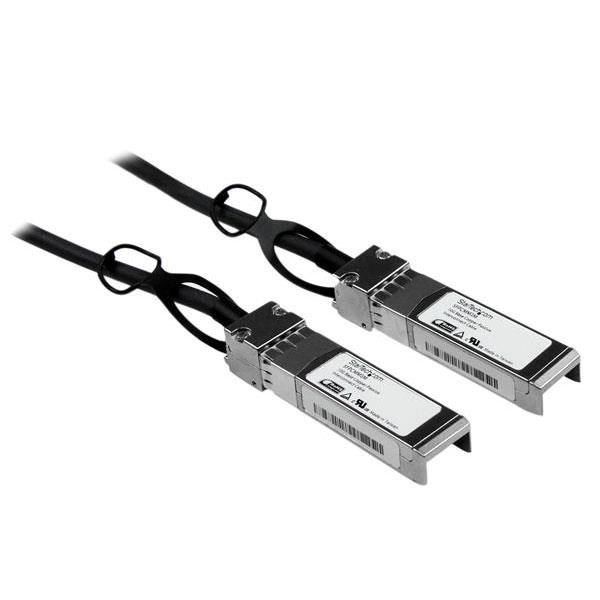 Image of Startech Sfpcmm3m 3m Cisco Compatible Sfp+ 10gbe Cable