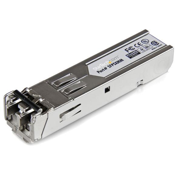 Image of Startech Gigabit Multi Mode Sfp Fiber Optical Transceiver Lc - 550m