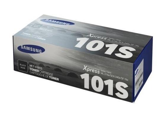 Image of Samsung Su698a Mlt-d101s Toner Cartridge - Black