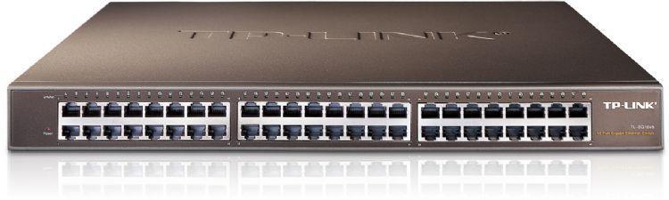 Image of Tp-link Tl-sg1048 48 Port Gigabit Unmanaged Switch