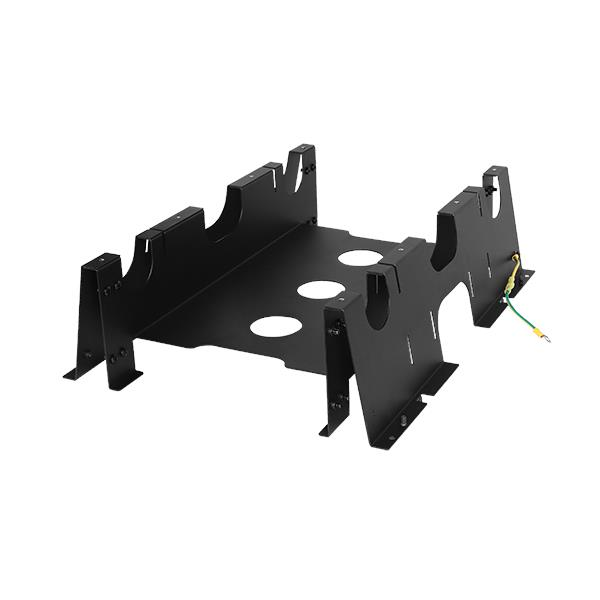 Image of Cyberpower Cra30009 Roof-mounted Cable Trough, Provides Cable Routing And Power/data Cable Segregati