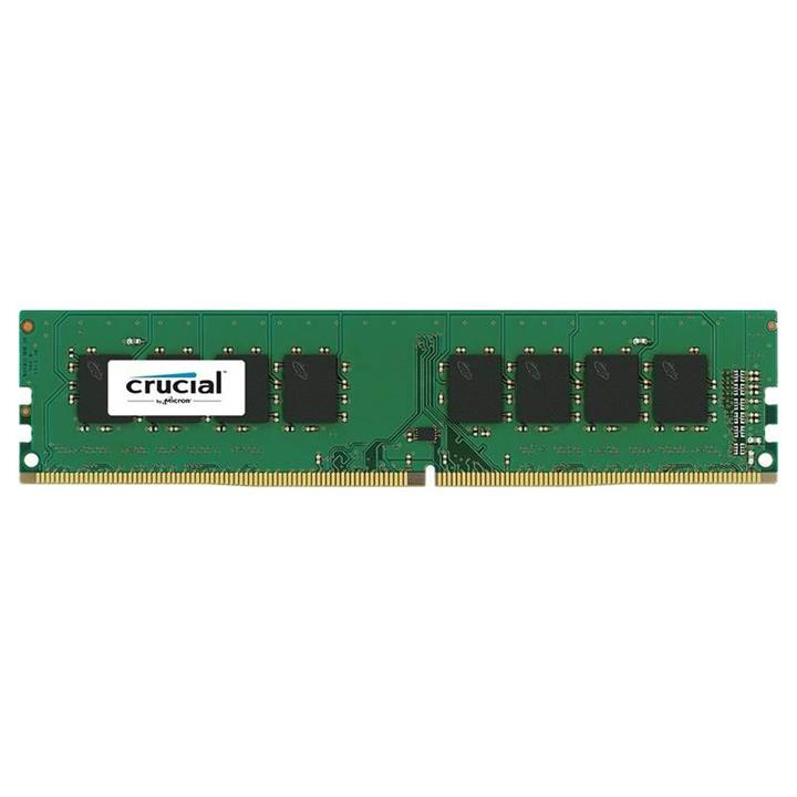 Image of Crucial Ddr4 Pc19200-8gb 2400mhz Cl17 Single Rank Desktop Memory