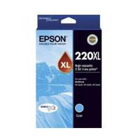Image of Epson 220 Hy Cyan Ink Cartridge