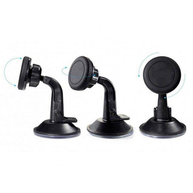 Image of Universal Dashboard Car Holder - Black