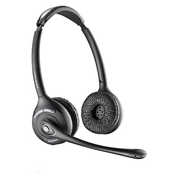 Image of Plantronics Spare Binaural Over-the-head Headset For Cs520