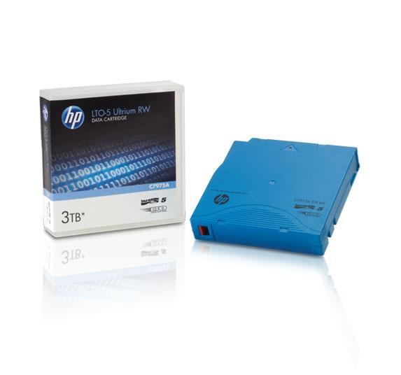 Image of Hp Lto-5 Ultrium 3tb Rw Data Cartridge (c7975a)