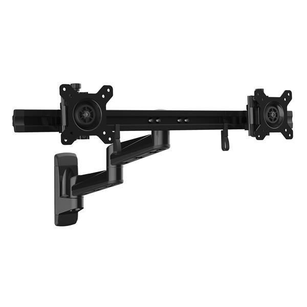 """Image of Startech Wall Mount Dual Monitor Arm - For Two 15""""-24"""" Monitors - Steel Armdualwall"""