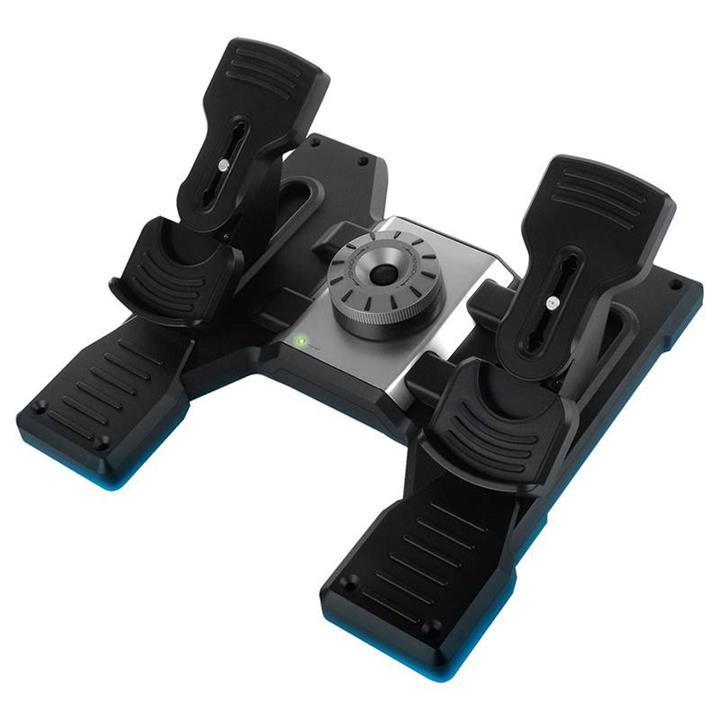 Image of Logitech G Pro Flight Rudder Pedals 945-000024