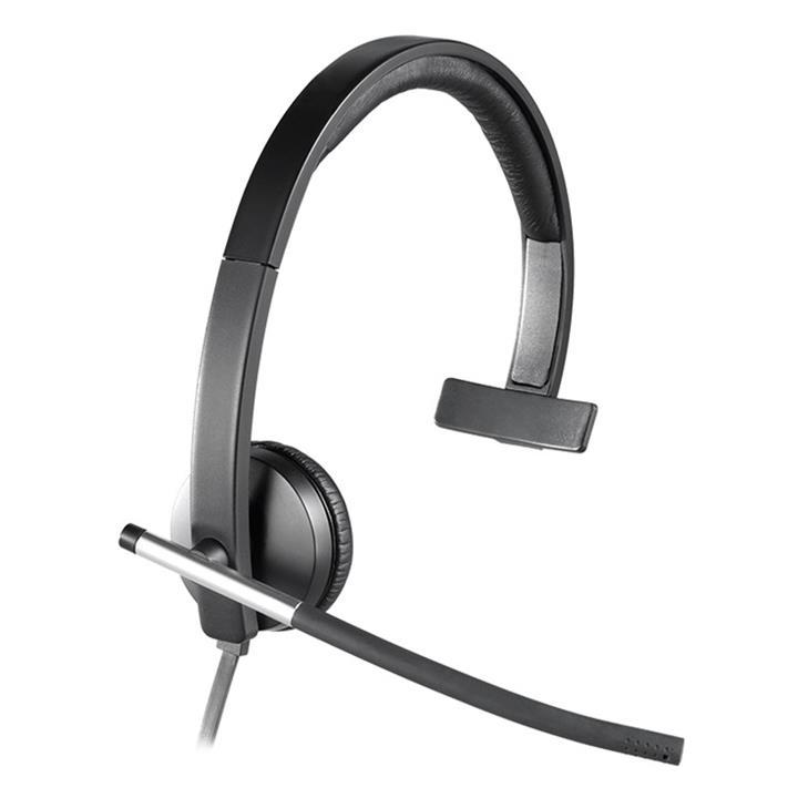 Image of Logitech H650e On-ear Mono Headset