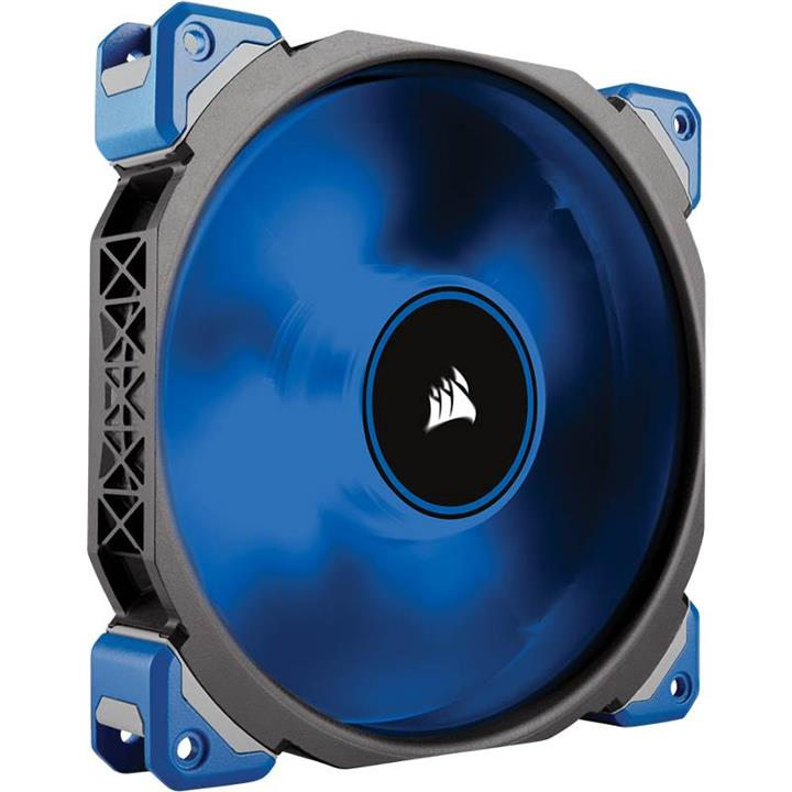 Image of Corsair Ml140 Pro Led, Blue, 140mm Premium Magnetic Levitation Fan