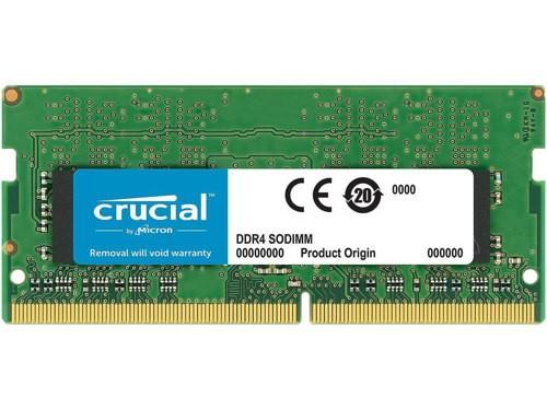 Image of Crucial 16gb (1x 16gb) Ddr4 2400mhz Sodimm Memory For Mac Ct16g4s24am