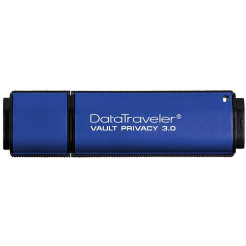 Image of Kingston Datatraveler Vault Privacy 3.0 4gb Flash Drive