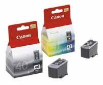 Image of Canon Pg40cl41cp Pg40 Black And Cl41 Colour Cartridge