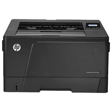 Image of Hp Laserjet Pro M706n A3 Monochrome Laser Printer