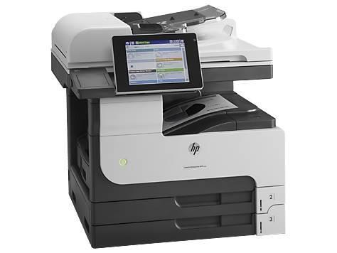 Image of Hp Laserjet Enterprise M725dn Multifunction Monochrome Duplex Laser Printer