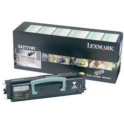 Image of Lexmark Toner Cartridge 1 X Black (34217hr)