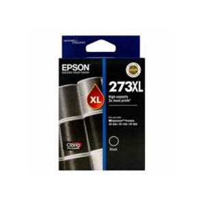 Image of Epson 273xl High Yield Photo Black Ink Cartridge 500 Pages