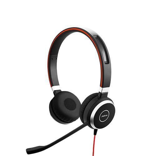 Image of Jabra Evolve 40 Ms Stereohd Audio Microsoft Certified Headset