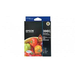 Image of Epson 200 4 Hy Ink Value Pack