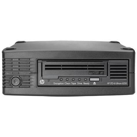 Image of Hp Eh970a Lto-6 Ultrium 6250 Sas External Tape Drive