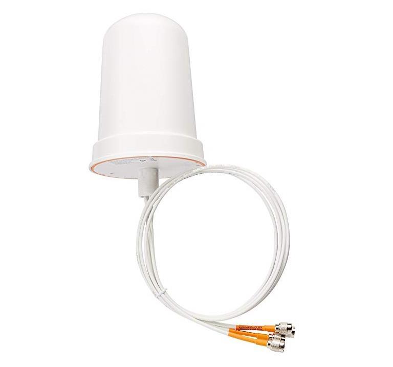 Image of Cisco 2.4ghz 4dbi/5ghz 4dbi Multi Mount Omni Antenna 4-port Air-ant2544v4m-r=