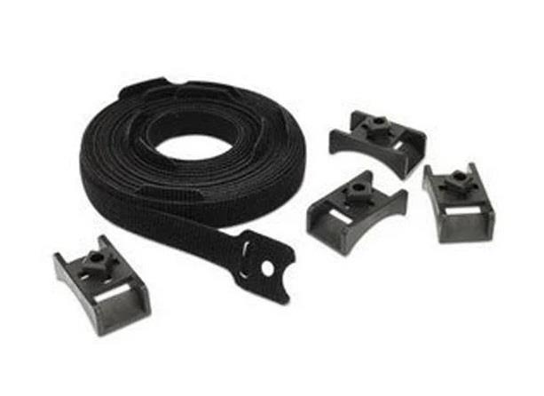 Image of Apc Ar8621 Toolless Hook And Loop Cable Managers (qty 10)