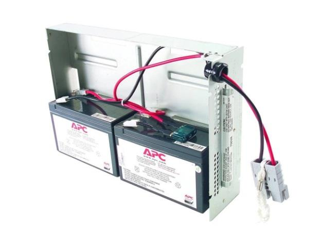 Image of Apc Replacement Battery Cartridge #22 Ups Battery Lead Rbc22